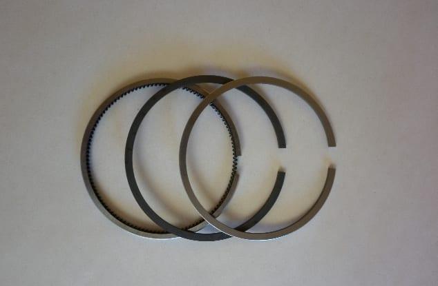 K3D Engine Piston Ring Set for Mitsubishi Iseki Tractor,Mini-Excavator/&Loader